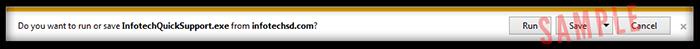 File Download Dialog from Internet Explorer